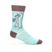 F*ck This Sh*t - Soft Combed Cotton Socks - Men's Crew