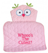 """Owl Changing Pad Baby Shower Gift -""""Whooo's the Cutest"""""""