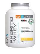 Phd Nutrition Pharma Whey Protein Powder, Banana, 2.3kg
