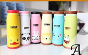 Cartoon Stainless Steel Vacuum Flasks Thermoses Insulated Mug 350ml Water Cup