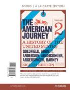 American Journey, The, Volume 2, Books a la Carte Edition