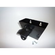 Jet Black Combo Starr X Wall Mount Bottle Opener and Aluminium Cap Catcher Set Starr X, by Kegconnection