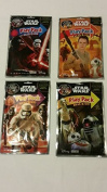 Star Wars Grab & Go Re-sealable Play Packs Bundle