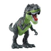 Sun Cling® Electronic Toys Green Walking Tyrannosaurus Rex Dinosaur