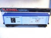 Lionel 19509 Alexander Graham Bell Famous Inventor Reefer Car O Gauge Train