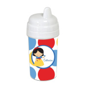 Dotted Snow Princess Sippy Cup