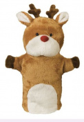 Grasslands Road Holiday Hand Puppet Reindeer