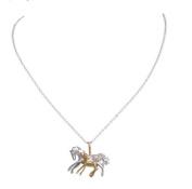 Exselle Mare and Foal Pendant