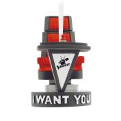 "Hallmark The Voice ""I Want You"" Christmas Ornament"