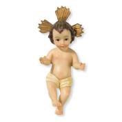Jesus Christ Child Christmas 8.9cm Figurine with Story Card