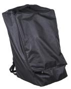 Kidluf Car Seat Travel Bag with Shoulder Straps - Travel Bag for Infant Car Seat - Holds Like a Backpack