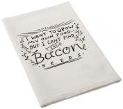 Primitives by Kathy Bacon Seeds Tea Towel, 70cm by 70cm