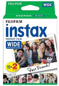 Fuji Wide Instant Colour Film Instax for 200/210 Cameras - 2 Twin Packs - 40 P...