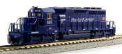 Kato USA Model Train Products 605 N EMD SD40-2 Early Pan Am Railways Train