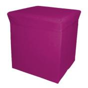 Phönix Stor'It 817331PU Storage Stool 41 x 44 x 41 cm Purple