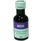 Gentian Violet 1% Solution 28ml by Bells & Son
