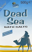 SIX PACKS of Tara Dead Sea Bath Salts 500g