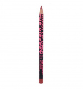 Waterproof Lip Liner Lipstick Colourful Beauty, Red