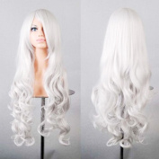 """Doramior® 32"""" 80cm Spiral Curly Cosplay Costume Wig"""
