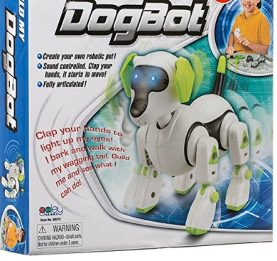 Build My DogBot Robotic Pet Dog Toy