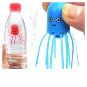 Vale® Cute Smile Children Kid Magical Science Educational Jellyfish Float Pet Toy Gift-Send Colour at Random