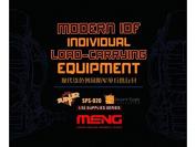 Meng Model 1/35 Modern IDF Individual Load-Carrying Equipment (Resin) # 020