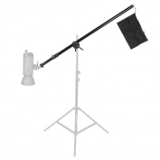 Walimex 120-220cm Extension Arm/Boom with Counterweight Bag