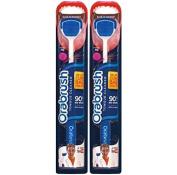 Orabrush Tongue Cleaner x 2