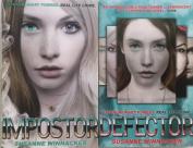 Details about  Susanne Winnacker VARIANTS 2 Book Bundle IMPOSTER and DEFECTOR paperback NEW