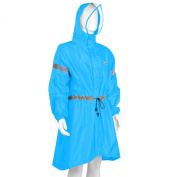 OUTAD Outdoor Raincoat with Backpack Cover for Camping Hiking