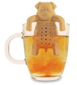 NOKI Pug in A Mug Silicone Tea Infuser