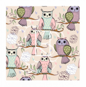 Sticar-it Ltd Light Owl Bird Fashion Motif Light Switch Sticker vinyl cover skin decal For any Room