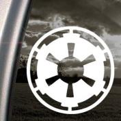 Star Wars Decal Galactic Empire Truck Window Sticker