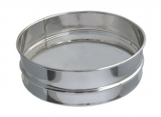 de Buyer Stainless Steel Sieve Diameter 30cm - Tamis en Inox