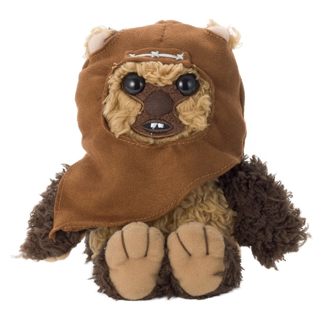 Star Wars Beans Collection Wicket W Warrick Ewok Stuffed Toy Seated