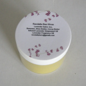 Infused Lavender Flower Body Salve Cream