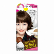 Amore Pacific Miseenscene Hello Bubble Foam Choco Brown 6N