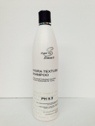 Signed By Simone G Hydra Texture Shampo for Full Moisturising & Texture for Dry & Damaged Hair Ph 5.9 500ml
