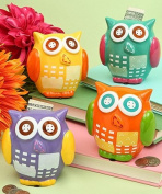Fashioncraft Owl Design Bank