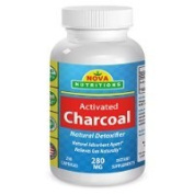 Activated Charcoal 280 mg 250 Capsules by Nova Nutritions Thank you for using our service