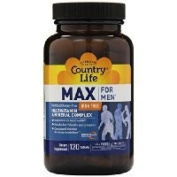Country Life Max For Men Maxi-Sorb Multi-Vitamin & Mineral, 120-Tablet Thank you for using our service
