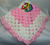"""Snuggy with Teething Toy Size 48cm x 19"""""""