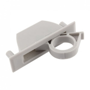 70mm Hole Distance Cabinet Drawer Cupboard Door Recessed Pull Handle