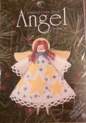 Starbright Angel Ornament Cross Stitch Kit 1451