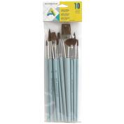 Art Alternatives Watercolour Brush 10 Set
