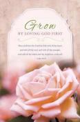 B & H Publishing Group 75205 Bulletin - Grow By Loving God First