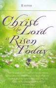 B & H Publishing Group 75214 Bulletin - Christ The Lord Is Risen Today