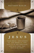 B & H Publishing Group 75230 Bulletin - Jesus Took Bread And Blessed It