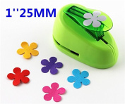 Krismile® flower paper punches for scrapbooking furador de papel DIY Craft Punch Creative Embosser Punch Card making S2948