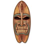 Angry Tiki - Large Surfboard